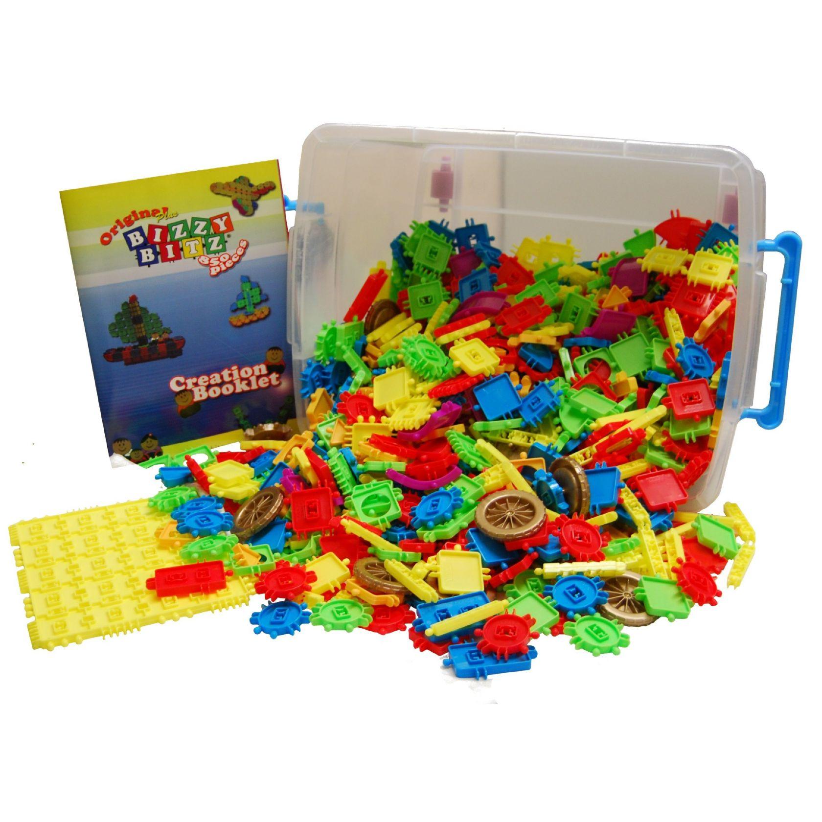 Toys Are Us Construction Toys : Original plus bizzy bitz construction toys piece